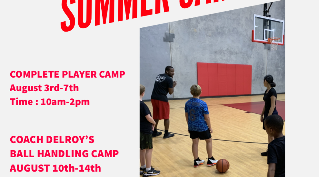 SUMMER CAMP, BASKETBALL Katy Hustle